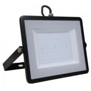 100W Slim LED Security Floodlight War White 3000K Samsung LED Flood Light