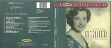 A Proper Introduction to Kathleen Ferrier: Blow the Wind Southerly (CD, Jun-2005