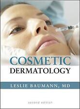 Cosmetic Dermatology: Principles and Practice by Leslie S. Baumann (Hardback, 2009)