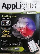 LED LightShow App Lights Sparkling Stars Projection