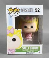 Funko POP Peanuts #52 Sally Brown Vinyl Figure 1089W