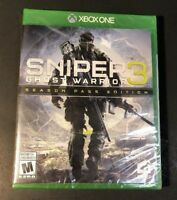Sniper Ghost Warrior 3 [ Season Pass Edition ] (XBOX ONE) NEW