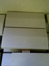 """Coping stones - (11"""") 280mm x 600mm Twice weathered, various colours, delivery"""