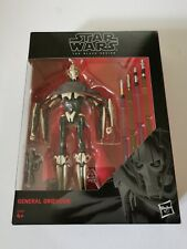 """Star Wars Black Series 6"""" Deluxe General Grievous (A)"""