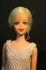 Barbie ~ VIntage TWIGGY Twist & Turn doll  Mod Era- Removed from Box