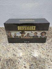 Gunsmoke: The Complete 1-20 Series (DVD, 2020)