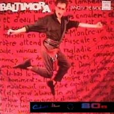 """Baltimora Living in the Background - US 12"""" EP"""