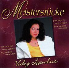 VICKY LEANDROS : MEISTERSTÜCKE / CD
