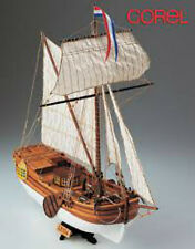 """Classic, Intricate Wooden Model Ship Kit by Corel: the """"Leida"""""""