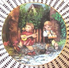 Hummel Private Parade Little Companions Series Collectors Plate Danbury Mint