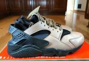 Nike Air Huarache LE Toadstool Black Chestnut Brown DH8143 200 Men's Size 10