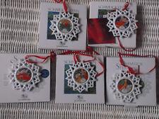 Weihnachtsschmucksterne von Hutschenreuther  siehe unten Stückpreis 10,00