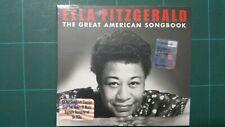 ELLA FITZGERALD - THE GREAT AMERICAN SONGBOOK (2CD SIGILLATO NOT NOW 2007)