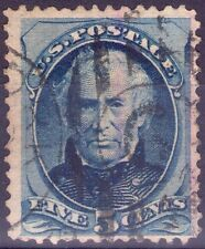 UNITED STATES OF AMERICA - RARO FRANCOBOLLO DA 5 CENTS - 1875