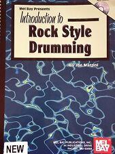 Joe Maroni-Introduction to Rock Style Drum Ming