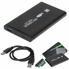 2.5 inch USB 3.0 SATA External Hard Drive Mobile Disk HD Enclosure/Case Box New