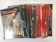 Avengers The Ultimates 1-13 The Ultimates 2 1-13  Annual 1 & 2 VF+ Bagged
