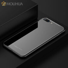 Tempered Glass Back Case Cover Shockproof Bumper for iPhone XS Max X 8 7 6 Plus