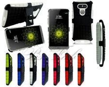 Fundas y carcasas LG de plástico de color principal blanco para teléfonos móviles y PDAs