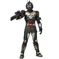 Real Action Heroes No.780 RAH GENESIS Masked Kamen Rider Amazon Neo Alfa EMS W/T
