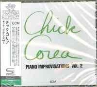 CHICK COREA-CHICK COREA SOLO VOL. 2-JAPAN SHM-CD C94