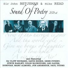 Sound of Poetry by Mike Read/John Betjeman (CD, Oct-2008, 2 Discs, Angel Air Records)