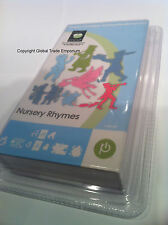 CRICUT ' NURSERY RHYMES ' Shapes CARTRIDGE 200-0103 For all Cricut Machines
