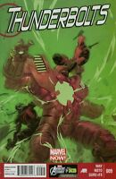 Thunderbolts #9 Comic Book 2013 NOW - Marvel