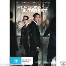 Person Of Interest Series Season 2 - NEW DVD