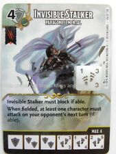 Battle for Faerun INVISIBLE STALKER Paragon Elemental #106 rare D&D Dice Masters