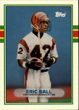 1989 Topps Traded Football Card Pick