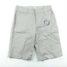 JM Collection Women's Short Gray Size 4 NWT