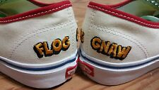 Vans X CFG Camp Flog Gnaw Festival Authentic Size 9 golf wang supreme wtaps