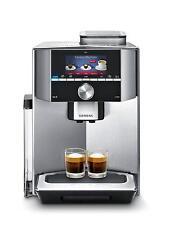 Siemens TI915531DE EQ.9 S500 19 bar Kaffeevollautomat, oneTouch, silber, superSi