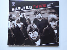 SUGARPLUM FAIRY * Stay Young EP * VG (Gut) (CD)