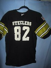 Pittsburgh Steelers vintage Rawlings #82 John Stallworth jersey sz M 38-40