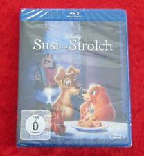 Susi und Strolch, 1 Walt Disney Blu-Ray, Neu
