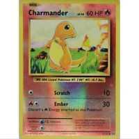 Charmander 9/108 Common Reverse Holo Pokemon - XY Evolutions - Englisch NM