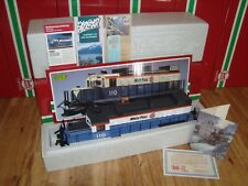 Lgb 2055 Blue Limited Edition Signature White Pass Diesel Loco #110 Ln In Box!