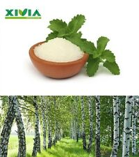 Birch Xylitol Certified Finland Danisco 1kg 1000g Sugar Free Sweetener Natural