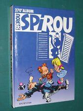 Album Spirou n° 270 du 3366 au 3375 2002