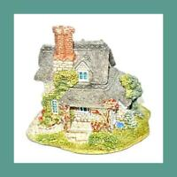 Lilliput Lane House OAK Cottage Classics Collection Box Handmade