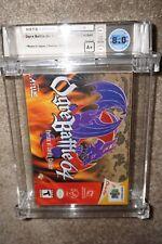 Ogre Battle (Nintendo 64 n64) WATA A+ 8.0 NEW Factory Sealed