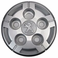 "Genuine Peugeot Boxer 15"" Wheel Trim Hub centre cap Nut cover 2014 and later"