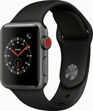 BRAND NEW!  Apple Watch Series 3 38mm Space Gray Aluminum Case!!