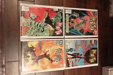WEIRD (1988 DC) #1-4 Complete Set Run Lot Series Superman Batman Justice League