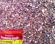 Premium Pinienrinde 10L -  Körnung 7-15  (1L/0,36€) - Dekorinde - Terrarienerde