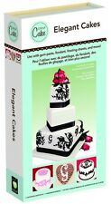 NEW ✿ Cricut Cartridge For Die Cuts ✿ Elegant Cakes ✿