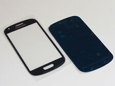 SAMSUNG GALAXY S3 MINI i8190 FRONT GLAS TOUCH SCHEIBE DISPLAY TOUCHSCREEN BLAU