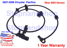 New ABS Wheel Speed Sensor fits 2007 2008 Chrysler Pacifica Rear Left / Right